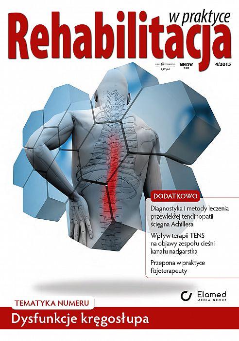 Rehabilitacja w praktyce wydanie nr 4/2015