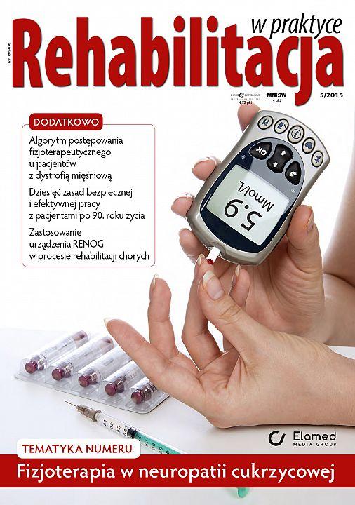 Rehabilitacja w praktyce wydanie nr 5/2015