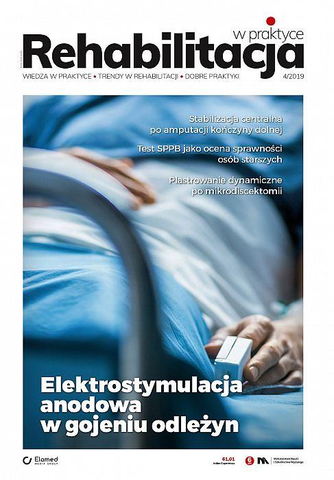 Rehabilitacja w praktyce wydanie nr 4/2019