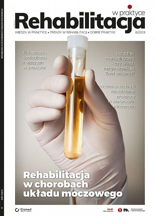 Rehabilitacja w praktyce wydanie nr 6/2019