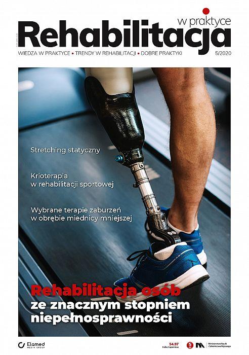 Rehabilitacja w praktyce wydanie nr 5/2020