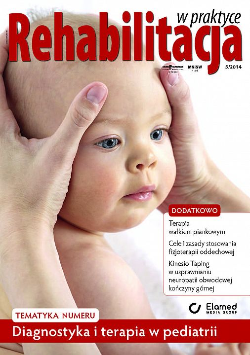 Rehabilitacja w praktyce wydanie nr 5/2014