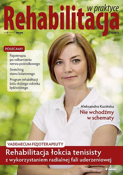 Rehabilitacja w praktyce wydanie nr 4/2012