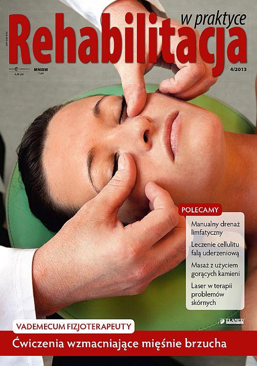 Rehabilitacja w praktyce wydanie nr 4/2013