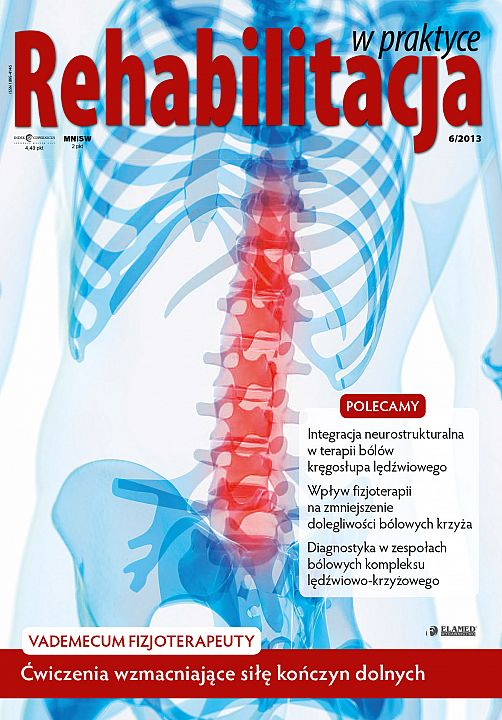 Rehabilitacja w praktyce wydanie nr 6/2013